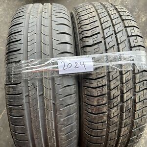 2x205 65 R15   Old Stock Full Tread  Michelin ( 2024 ) Free Fitting Available