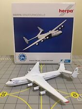 "Herpa Wings Club Model 1:500 518710 Antonov AN-225 ""Aviasvit XXI 2008"" UR-82060"