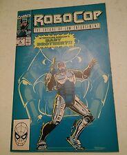 000 Vintage Marvel Comic book Robocop Vol 1 No. 4 June 1990 Dead Mans Dreams