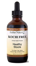 Amber Naturalz Kochi-Free - Healthy Stools Support 4 Pets - 4 oz - FREE 2Day Air