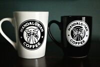 BABY YODA Mandalorian Starbucks Coffee Mug - The Mandalorian Star Wars Cup