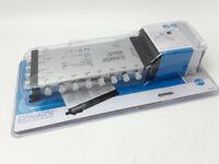 Schwaiger Multischalter Multiswitch SEW 4058 (V3) 5 auf 8 Professional 35W max.