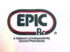 EPIC PHARMACIES independent T shirt XL logo RX network Maryland