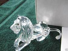 NEW SCS 1995 SWAROVSKI LION #185410 BRAND NIB POWER LARGE BARGAIN RARE FREE SHIP