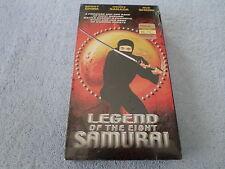 Legend of the Eight Samurai (VHS/EP, 1984) - SONNY CHIBA - NEW