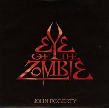 "JOHN FOGERTY  Eye Of The Zombie  PICTURE SLEEVE 7"" 45 rpm vinyl record NEW"