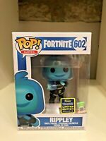 RIPPLEY SDCC 2020 LIMITED CONVENTION EXCLUSIVE FUNKO POP GAMES FORTNITE 602