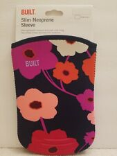 "Kindle Fire HD 7"" Tablet Sleeve Neoprene Slim Built Case, Floral print."