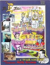 THE E TICKET #38 - Disneyland magazine fanzine - 1959 article on Walt Disney