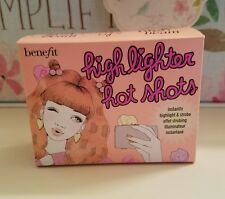 Benefit Highlighter Hotshots Watt's Up, Sun Beam & High Beam Ltd Edition NIB