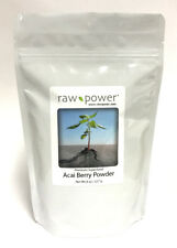 Acai Berry Powder, 8 oz, Premium Quality, Raw Power Brand