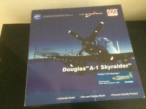 "Hobby Master 1/72 HA2908 Douglas AD-6 Skyraider USS Forrestal,  ""Black Falcons"""