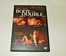 Body Double DVD Region 1 Special Edition Brian de Palma