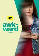 Awkward . The Complete Season 5 . Staffel . Ashley Rickards . 3 DVD . NEU . OVP