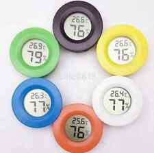 Mini LCD Digital Thermometer Hygrometer Temperature Humidity Meter Detector