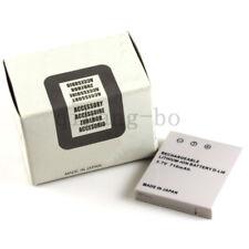 D-LI8 DLI8 Battery For  Pentax Optio S S4i S5i S6 S7 SV X A10 A20 T10 W10 W20