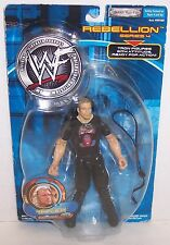 "New! 2001 Jakk's Pacific Rebellion Series #4 ""Triple H"" Action Figure WWF [855]"