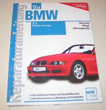 Reparaturanleitung BMW Z3 Roadster , Z3 Coupe - ab Baujahr 1998!