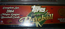 2004 TOPPS BASEBALL FACTORY SEALED SET
