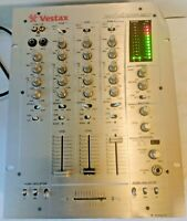 Vestax PCV275 DJ Mixer Professional Mixing Controller PGM1 & 2 Isolator Switches