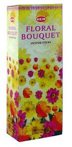 Hem Best Seller Floral Bouquet Incense Sticks 120-Sticks Free Shipping