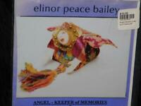 Elinor Peace Bailey Angel Keeper of Memories Cloth Doll Pattern Little Old Lady