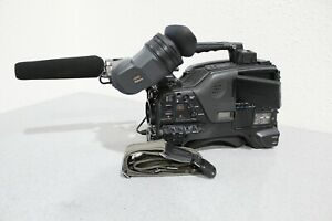 "Sony PDW-700 XDCAM HD 2/3"" 3CCD Camera 1817 Hours"