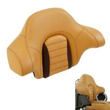 King Chopped Tour Pack Backrest Pad Fit For Harley Touring Street Glide 14-20