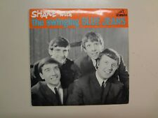 "SWINGING BLUE JEANS:Shake With The-Portugal 7"" 64 A Voz Do Dono 7LEG 6030 EP PCV"