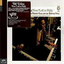 From Left To Right - Bill Evans CD VERVE