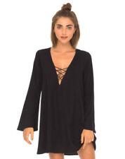 Vestidos de mujer Motel color principal negro talla M