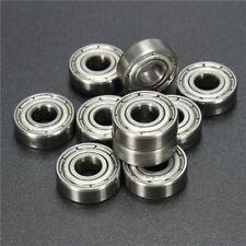 10pcs 696ZZ 6x15x5mm Ball Bearings Double Shielded Miniature Ball Bearing