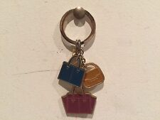 Coach Key Chain Multi Handbag Purse Charm With F69938