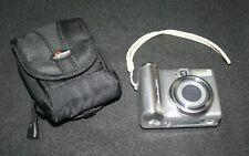 Canon PowerShot A570 Digital Camera 7.1 MP 4x Zoom Lens 2GB SD Card & Case