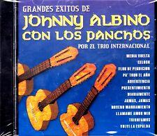 TRIO INTERNACIONAL GRANDES EXITOS DE JOHNNY ALBINO CON LOS PANCHOS - CD