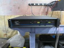 QSC MX1500A Amplifier Good Condition Cleaned & Lubed Sounds Excellent