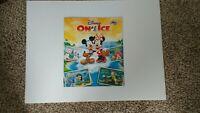 Mickey Minnie Magical Journey Disney On Ice Feld Entertainment Program 2005