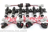 650cc BOSCH EV14 Fuel Injectors Toyota Chaser Cresta JZX100 JZX110 1JZGTE VVT-i