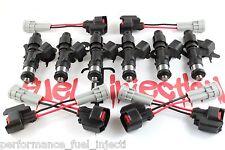 6 - 550cc BOSCH EV14 Fuel Injectors fits 86-93 Toyota Supra 7M-GTE MA70 MK3 3.0L