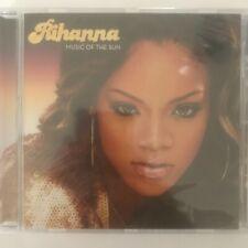 Rihanna music of the sun cd 13 titres neuf sous blister