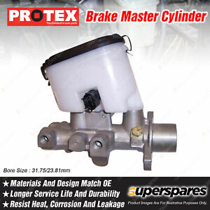 Protex Brake Master Cylinder for Ford Ltd BA BF Territory SY TS TX SX Turbo ABS