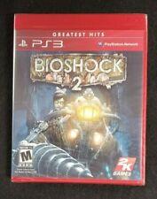 BioShock 2 **PS3**NEW**