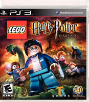 LEGO Harry Potter: Years 5-7 PS3 New Playstation 3
