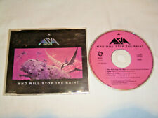 Maxi CD - Asia Who will stop the Rain # RZ