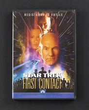 STAR TREK: FIRST CONTACT DVD