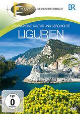 DVD Ligurien von Br Fernweh das Reisemagazin mit Insider Tipps auf DVD