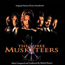 THE THREE MUSKETEERS soundtrack (Michael KAMEN)