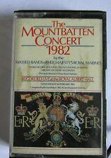 mountbatten concert  1982 music tape cassette