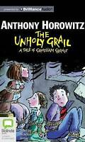 NEW The Unholy Grail (Groosham Grange) by Anthony Horowitz