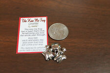New Ganz The Kiss Me Frog Pocket Charm